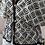 Thumbnail: 90s Vintage Silk Dolman Blouse in Beige