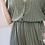 Thumbnail: 90s Vintage Ribbed Jumpsuit in Green - (EU40-44)