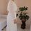 Thumbnail: 90s Vintage Lace Dress in White - (EU42)