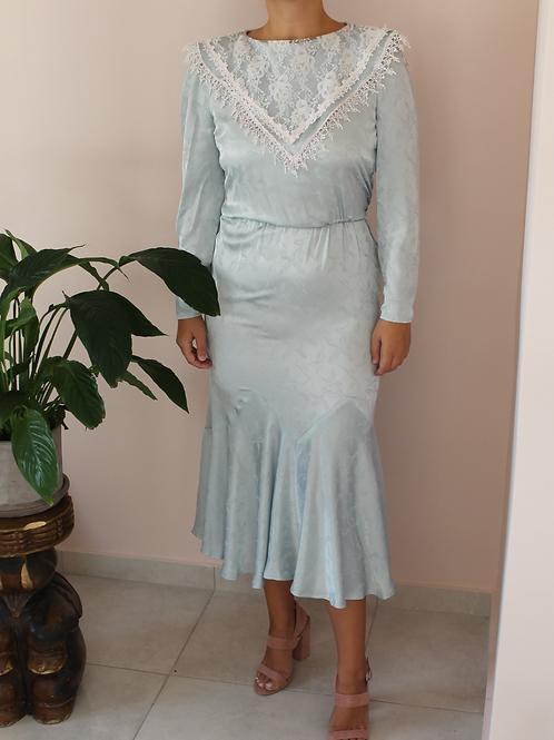 Vintage 70s Gunne Sax Prairie Dress by Jessica McClintock