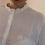 Thumbnail: 90s Vintage Ruffle Blouse in White - (EU46)