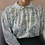 Thumbnail: 90s Vintage Peter Pan Collar Blouse - (EU46-48)