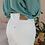 Thumbnail: 90s Vintage Levis 501 Jeans in White, W32/L33