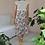Thumbnail: 90s Vintage Pleated Floral Skirt - (EU40)