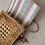 Thumbnail: Vintage Straw Cross Bag