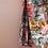 Thumbnail: 90s Vintage Floral Jumpsuit - (EU40-42)
