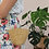 Thumbnail: Vintage Straw Mini Cross Bag