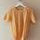 Thumbnail: Vintage Summer Cut Out Knit in Pastel Peach (EU36-38)