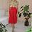 Thumbnail: 90s Vintage Minimalist High Waisted Skirt  - (EU42-44)