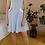 Thumbnail: 90s Vintage Gingham Dress in Blue - (EU 38-40)