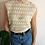 Thumbnail: Vintage Lace Blouse in Cream