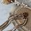 Thumbnail: 80s Vintage Multi-strand Chain Necklace