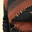 Thumbnail: Vintage Mohair Sweater in Black & Brown
