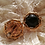 Thumbnail: Vintage Black Clip on Earrings