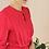 Thumbnail: Vintage Midi Dress in Fuchsia