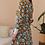 Thumbnail: 70s Vintage Midi Floral Dress - (EU 36-38)