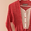 Thumbnail: Early 00s Floral Midi Dress - (EU38)