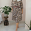 Thumbnail: Vintage 70s Paisley Tea Dress