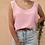 Thumbnail: Vintage Silk Blouse in Pastel Pink