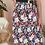 Thumbnail: Vintage Midi Buttoned Up Floral Dress