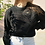Thumbnail: Vintage Black Embroidered Sweater Pullover