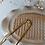 Thumbnail: 80s Vintage Herringbone Chain Necklace