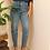 Thumbnail: Vintage High Waisted Mom Denim Blue Jeans
