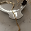 Thumbnail: 80s Vintage  M&S Gold Toned Chain Necklace