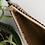 Thumbnail: Handmade Straw Clutch Bag with Zip Closure