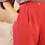 Thumbnail: Vintage 90s High Waisted Trousers in Wine Red, W31/L28