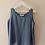 Thumbnail: 90s Vintage Silk Top in Blue - (EU44)