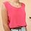 Thumbnail: Vintage Silk Blouse in Pink