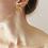 Thumbnail: Vintage Clip on Hoop Earrings