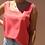 Thumbnail: Vintage Silk Top in Peach Pink