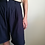 Thumbnail: Vintage High Waisted Shorts in Navy Blue