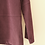 Thumbnail: Vintage Collar Button Up Shirt in Purple