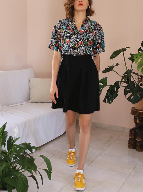 90s Vintage Shorts in Black ( EU 38-40)