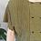 Thumbnail: Vintage Striped Blouse in Yellow