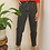 """Thumbnail: Vintage High Waisted Mom Jeans in Gray, W26"""" / L30"""""""