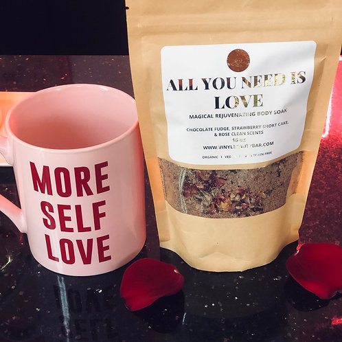 ALL YOU NEED IS LOVE SOAK