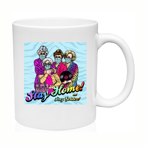 GOLDEN GIRLS MUG