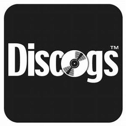 VINYL RECORDS! CLICK LINK TO SHOP DISCOGS