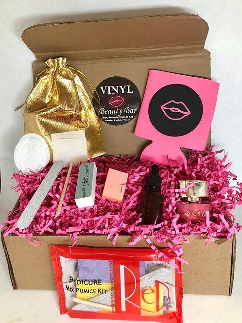 VINYL BEAUTY BOX - THE SELENA