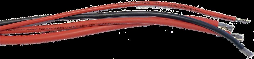 câble étamé marine
