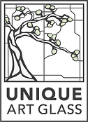 Unique Art Glass logo