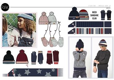 W18 Winter accessoires
