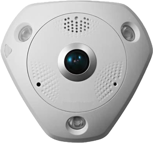 IPC3-C7473F-I(V)(S) | 6.0 MP Fish-eye Network Camera