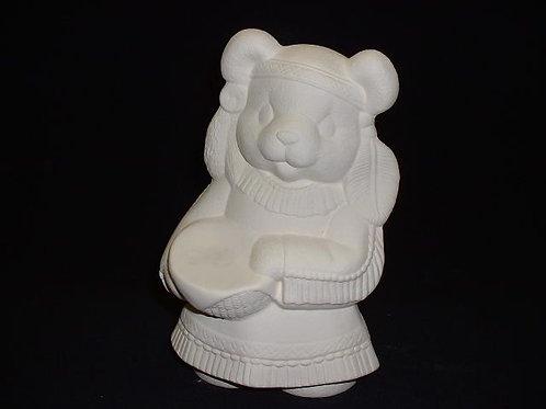 Indian Bear Girl