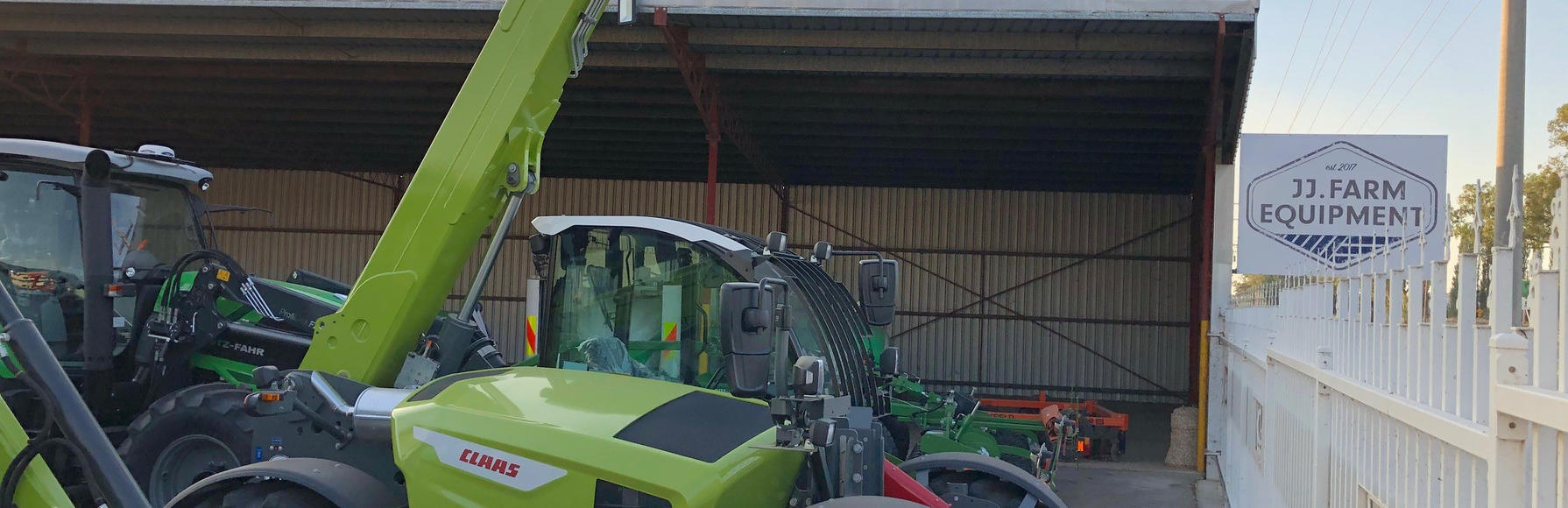 1x ONLY - NEW Claas Scorpion 732
