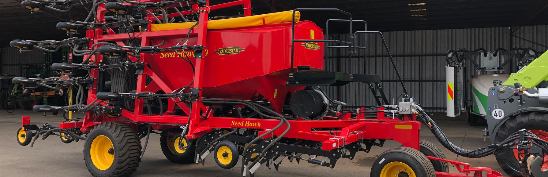 1x ONLY - NEW SEED HAWK 810 30 SERIES